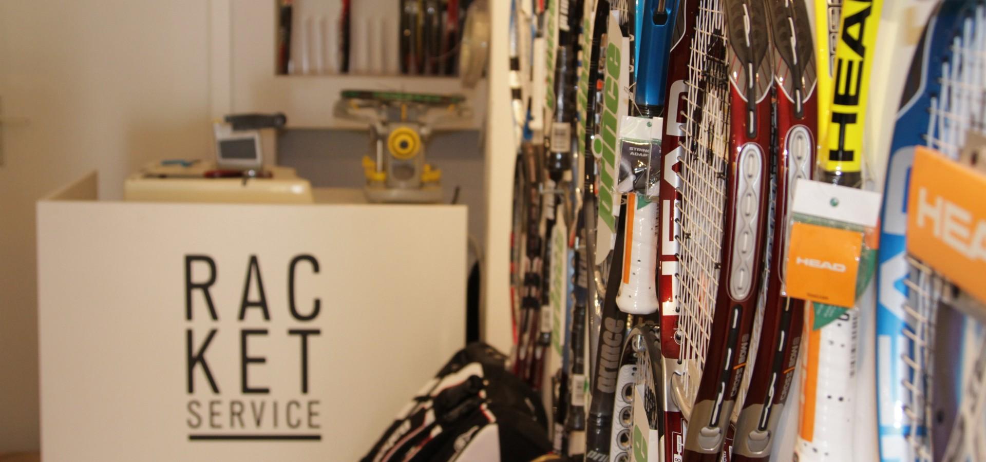 Racquet-service